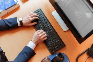 Werken met ICT